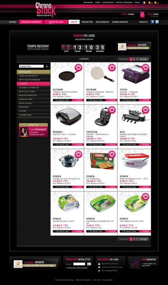 chronostock-ecommerce